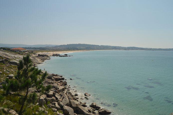 De boot werd onderschept voor de kust van Galicië, in het noordwesten van Spanje.
