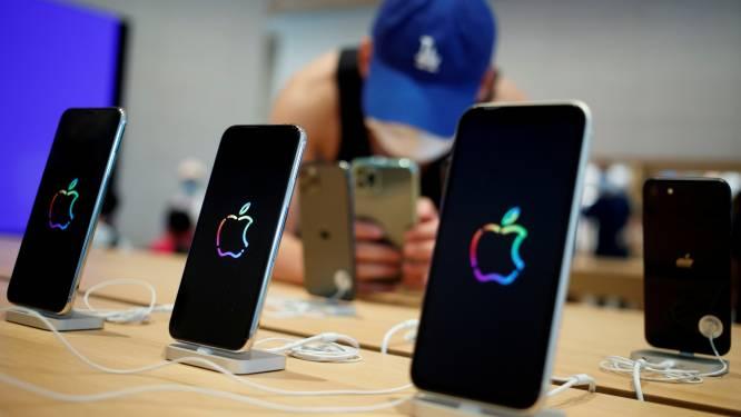 'Batterygate': VS onderzoeken of Apple iPhones expres trager maakt