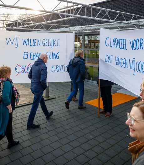 Petitie tegen 'oneerlijke' tarieven glasvezel in Steenwijkerland