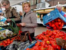 Weekmarkt Culemborg afgelast vanwege winterweer: 'Veiliger voor bezoekers en marktlieden'