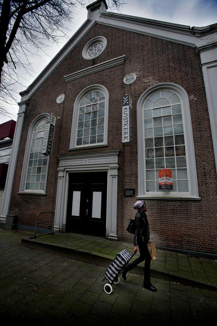 De nieuwe eigenaren van de Kunstkerk maken er weer een culturele plek van.
