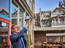 Negenhonderd Rotterdammers kunnen met sensor twee jaar lang fijnstof in hun straat meten