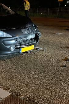 Twee personen gewond bij ongeluk in Ede