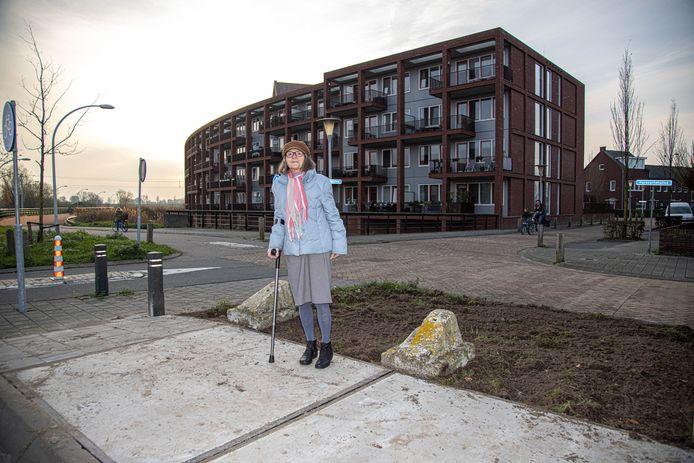 Corrie Kranenburg trok anderhalf jaar lang samen met de SP de kar om de bushalte voor 't Hoge Huis te laten terugkeren. Op 13 december stopt de bus daadwerkelijk weer bij de halte Havezathentunnel.