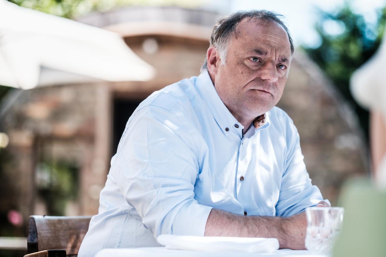 'Sommige politici zijn te hard aangepakt, anderen te weinig hard. Wouter Beke is te hard aangepakt.' Beeld Bob Van Mol