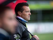 Jan Oosterhuis als trainer van Duno woensdag al aan de bak in bekertoernooi