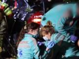 Heftig ongeluk op A50: amputatie in auto