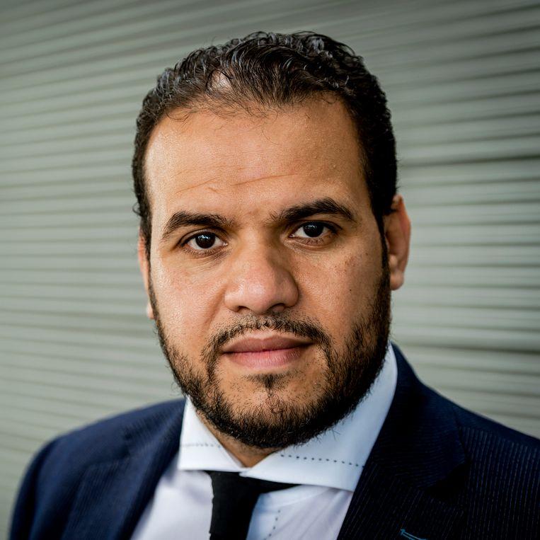 Yassin Elforkani. Beeld ANP