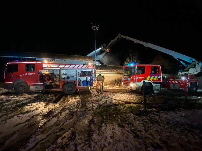 Alveringem betaalt steevast haar bijdrage om brandweerhulp van naburige korpsen te krijgen