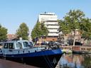 Onderin nieuwbouwcomplex De Koopvaardij komt het visrestaurant plus winkel te zitten.