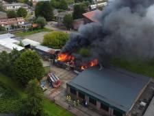 Brandweerlieden hebben brand Culemborg onder controle: advies deuren en ramen te sluiten