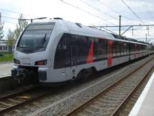 Duitse trein tussen Arnhem en Düsseldorf valt zaterdagavond uit