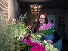 Marrika (21) neemt op 'melig avondje' bloemenwinkel over in Ede: 'Wat heb ik eigenlijk gedaan?'