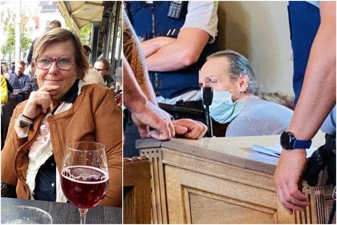 Danny S. stond terecht voor onmenselijke behandeling met de dood van Sonja Mertens tot gevolg
