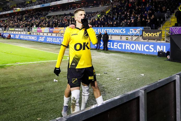 Luka Ilic is nog altijd niet beschikbaar voor FC Twente.