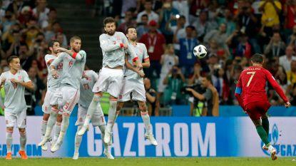 Ronaldo 3 - Spanje 3