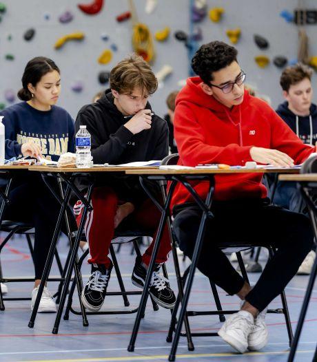 Na twee dagen eindexamens staat LAKS-klachtenteller boven de 60.000