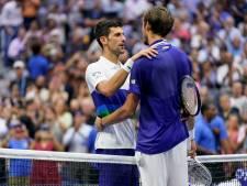 La phase finale de la Coupe Davis avec Djokovic et Medvedev, sans Zverev ni Nadal