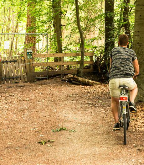 Actiegroep: 'Kom met oplossing voor afgesloten fietspad in Pijnenburg'