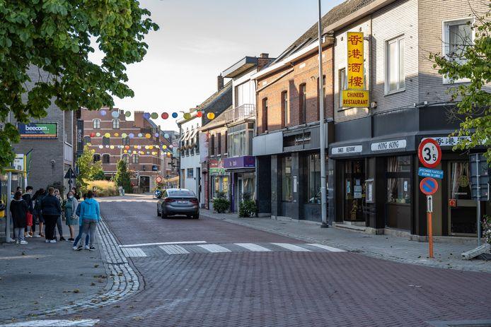 De Kerkstraat in Buggenhout moet een aangenamere straat worden.