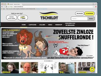 Wie zit er achter schandaalsite 't Scheldt en waarom wil hij anoniem blijven?