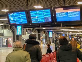Spoorwerken aan Brussel-Zuid zullen impact hebben op 27.000 reizigers per dag