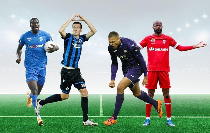 Onze clubwatchers schatten de Champions' play-off in.