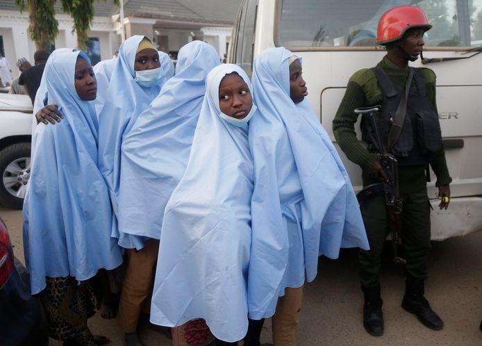 Fin février, 279 adolescentes avaient été enlevées d'un pensionnat dans l'État de Zamfara. Elles ont été libérées au début du mois.