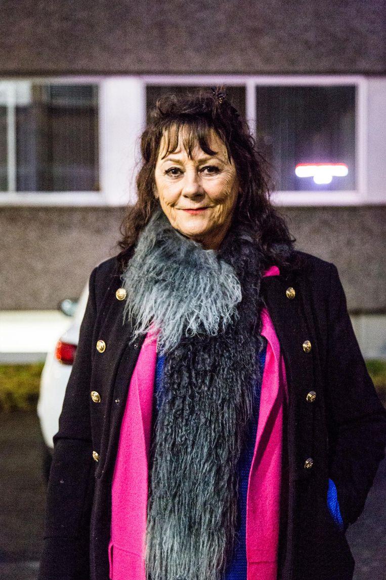 Ineke Schoemaker. Beeld Tammy van Nerum