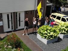 Stöppelhaene verplaatst het feest van het centrum naar de voortuinen van Raalte met de Stöppelbox