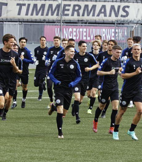 Seizoensstart vol vragen, maar met één zekerheid bij FC Den Bosch