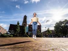Sport- en spelcircuit is Teisjes cadeau aan de Arnhemse binnenstad