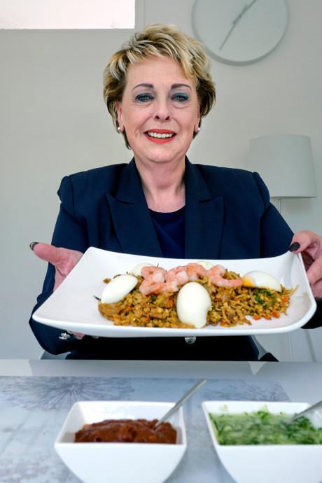 Spiritueel medium Evelien zoekt naar balans: 'Zuiver eten is heel goed voor mijn aura'