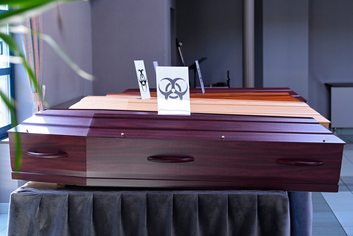 In de Denderstreek overleden in 2020 opvallend meer mensen dan in een gemiddeld jaar.