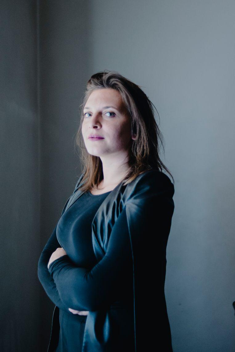 De Fré: 'Ik denk niet dat de uitspraken van Sven Mary vrouwonvriendelijk bedoeld waren.' Beeld Daniil Lavrovski