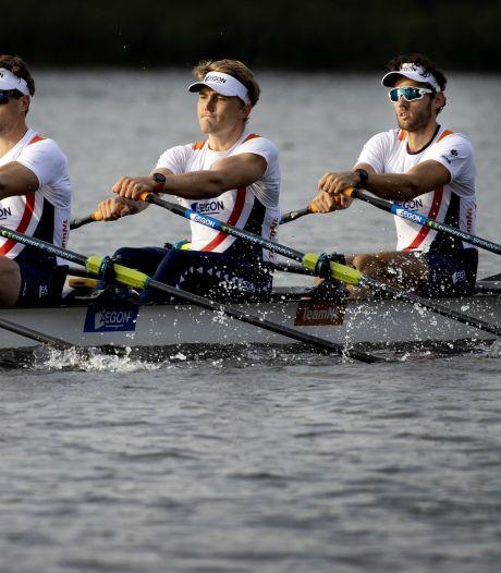 Roeier Metsemakers baalt na EK-zilver: 'Op Spelen moet wél alles kloppen'