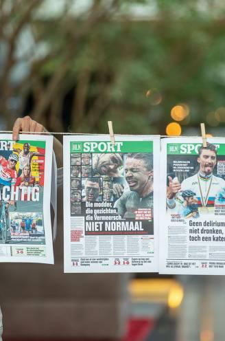 """Onze analist Thijs Zonneveld hangt het wielerjaar te drogen en kijkt vooruit: """"Van Aert kan Giro of Vuelta winnen"""""""