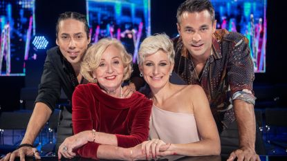 Leah Thys (73) prijkt in de jury van 'Dancing With The Stars'