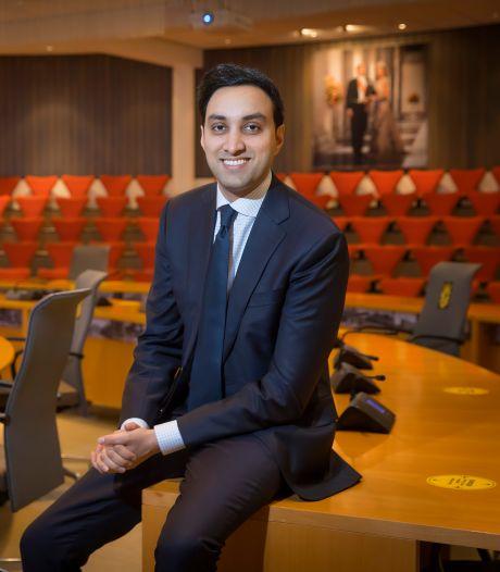 Fahid Minhas blikt terug en kijkt vooruit: 'Wethouder zijn is het leukste dat ik tot nu toe deed'