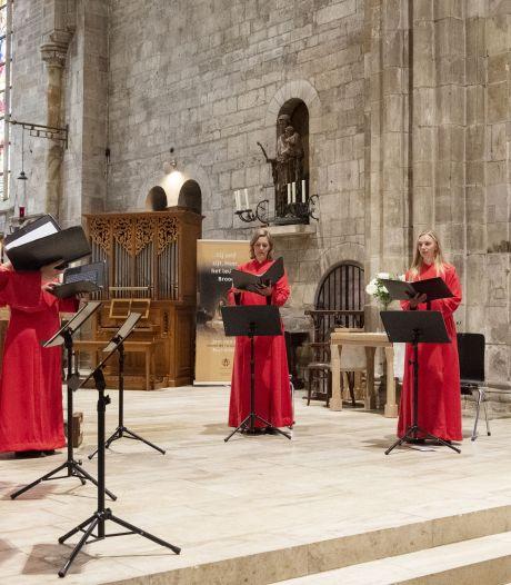 Heel Zeeland zingt gregoriaans