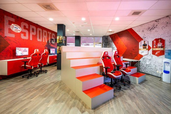 PSV doet steeds meer en meer met esports en gaming.