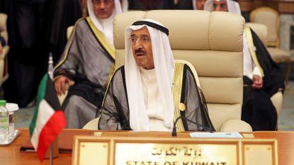 Emir van Koeweit opgenomen in Amerikaans ziekenhuis, ontmoeting met Trump is uitgesteld