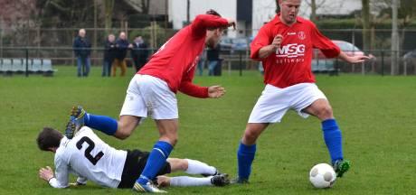 Geertruidenbergse voetbalclub Right-Oh is nat trainingsveld zat: 'We klooien al een tijd aan'