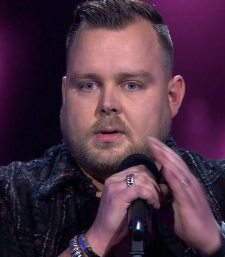1,9 miljoen mensen zien nerveuze Jasper nieuwe kans krijgen in The Voice