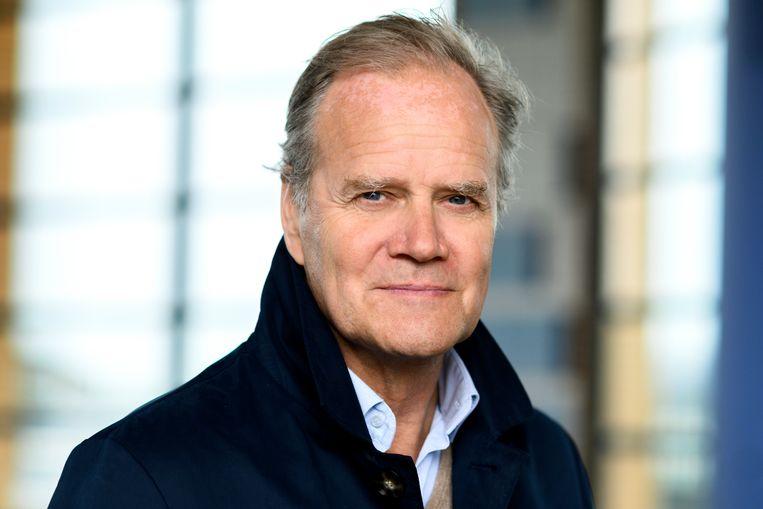 Michael Rutgers, directeur van het Longfonds. Beeld Bram Petraeus