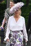 Britse Sophie, gravin van Wessex, bij de Royal Ascot.