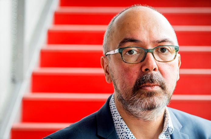 NPO-televisiedirecteur Frans Klein.