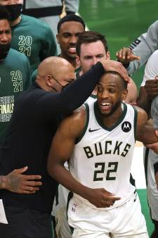 NBA-finale gaat naar kookpunt: Milwaukee Bucks weer naast Phoenix Suns
