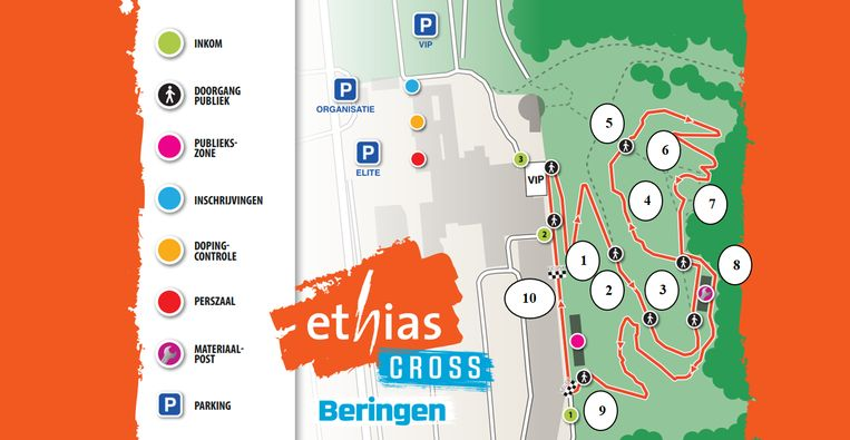 Image result for ethias cross beringen parcours