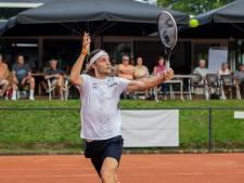 Nijmeegse tennissers Rapiditas eindigen als nummer vier van Nederland